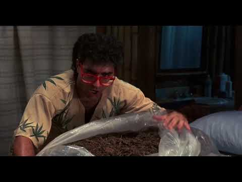 Weed in Movies - Club Paradise (1986)