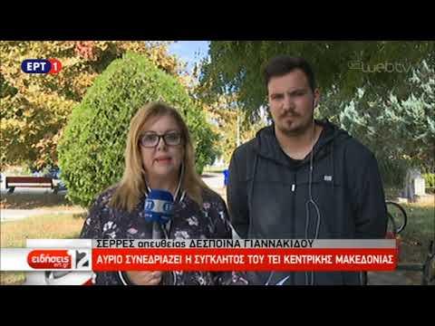 Νέες αποκαλύψεις για τον καθηγητή που συνελήφθη για δωροληψία στις Σέρρες | ΕΡΤ