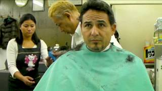 This was taken in 2008 and is possibly the first time I ever filmed myself getting a haircut. I don't know why, but I never uploaded it.  I have no idea why. The videos that go up on my various channels take a lot of time to film and edit (depending on the channel), and I love doing them. If you've found them helpful and want to further encourage me, please consider supporting me on PATREON.https://www.patreon.com/gimmeabreakman--------►1. If you plan to visit Japan, check out:  http://ninjawifi.com2. Click on the far right GET YOURS button 3. Enter my discount code: GBMIt is supports English, Korean, and Chinese languages. (See link at the bottom of the page.)►For students! Only people with student visas or temporary stay visas can apply for this. The contracts can be from 1 to 24 months. You just need to fill out the following form: http://goo.gl/r84YXt (we also have a QR code, if you prefer). & contact them via @ following e-mail for further instructions:mn_eca@vision-net.co.jp Credit card required for paying. The device will be send to your address of choice free of charge.►Global Wifi in Japanese:  https://townwifi.com/contact/?deId=GW_return_1st_new_vis&pr_vmaf=http://townwifi.com/hawaii2250 Kalakaua Ave, Honolulu, HI 96815, USASub: ► http://tinyurl.com/jointhemoronarmyLanguage blog► http://maggiesensei.comMerch►http://gimmeabreakman.spreadshirt.com/Support►http://www.patreon.com/gimmeabreakmanContact►askgimmeabreakman@gmail.comFacebook► http://www.facebook.com/GimmeabreakmanInstagram► http://instagram.com/gimmeabreakmanTwitter► http://twitter.com/gimmeabreakmanNeed music? It's free and you can use it in your vids►https://soundcloud.com/tokyo-digital-crew/sets/tokyo-digital-crew-hot-25Or buy me a cup of coffee:►Paypal: gimmeabreakmanemail@yahoo.com This channel is now for mostly unedited videos.Edited videos► http://youtube.com/gimmeabreakmanHey! Thanks for clicking on my video! My name is Victor - an expat Yank living in Japan. I'm the King of the Morons & Th