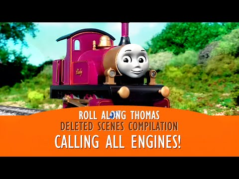 Roll Along Thomas - Thomas & Friends - 'Calling All Engines!' Deleted Scenes