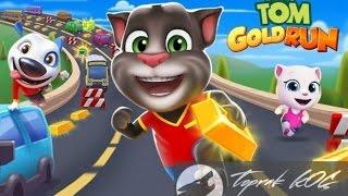 altına koş tom/ Tom Gold Run Android Gameplay #1/ios gameplay