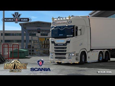 Scania Next Gen ReMoled v1.0 1.32