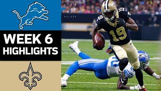 Nonton Lions vs. Saints | NFL Week 6 Game Highlights Film Subtitle Indonesia Streaming Movie Download
