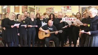 STRAJK 2019 NAUCZYCIELSKI PROTEST SONG Z TORUNIA
