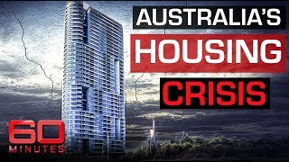 Video Expert warns Australia could turn into slums in 20 years | 60 Minutes Australia MP3, 3GP, MP4, WEBM, AVI, FLV Februari 2019