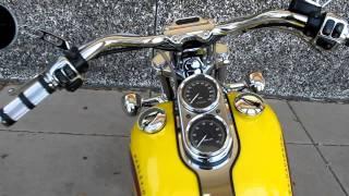 2. 2000 Harley Davidson Dyna FXR very clean MODS!!
