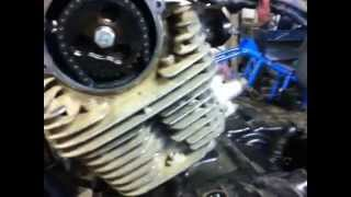7. How to remove the cylinder head off a 4 stroke atv / motorc