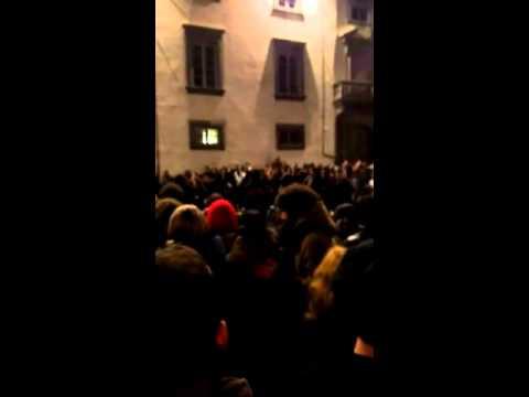 Musica in piazza dei Cavalieri a Pisa pt 2