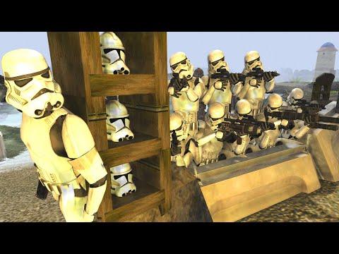 BREAK THE DEFENSE LINE - Star Wars: Rico's Brigade S5E4