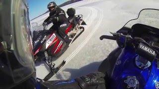 10. Yamaha APEX acceleration
