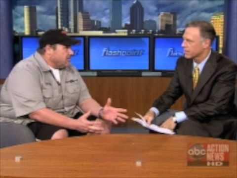 Bubba the Love Sponge - ABC28 Tampa Interview - Part 1