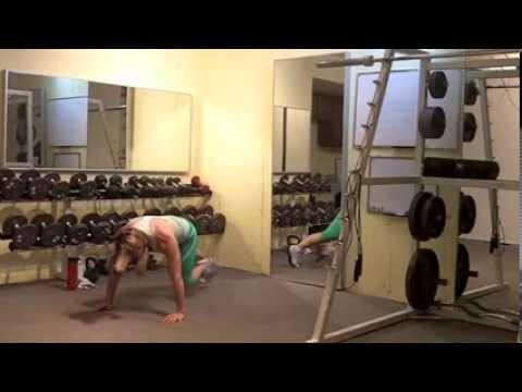 5 Min 5×5 Bodyweight Workout