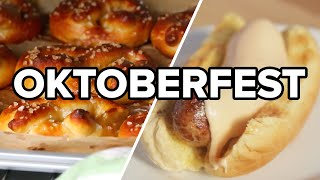 7 Recipes Perfect For Oktoberfest by Tasty