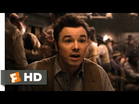 A Million Ways to Die in the West (2/10) Movie CLIP - Ways to Die (2014) HD