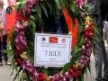 Students mark anniversary of Rangoon massacre