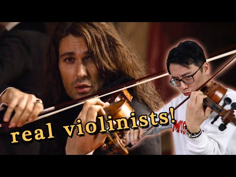 WHEN MOVIES HIRE REAL MUSICIANS