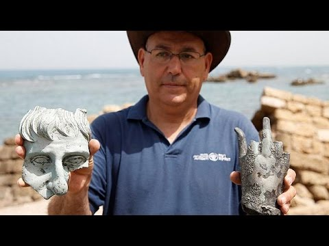 Ισραήλ: Εντοπίστηκε ρωμαϊκό ναυάγιο στο αρχαίο λιμάνι της Καισάρειας