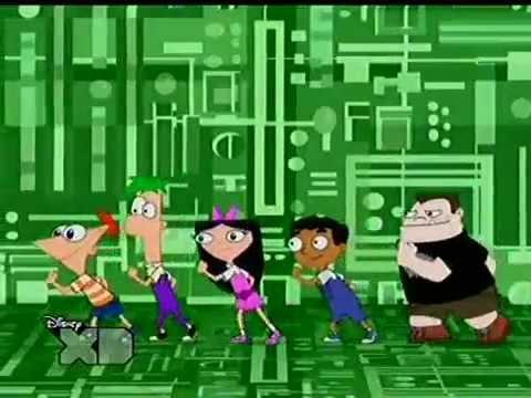 Tekst piosenki Fineasz i Ferb - Robimy dziś Super Komputer po polsku