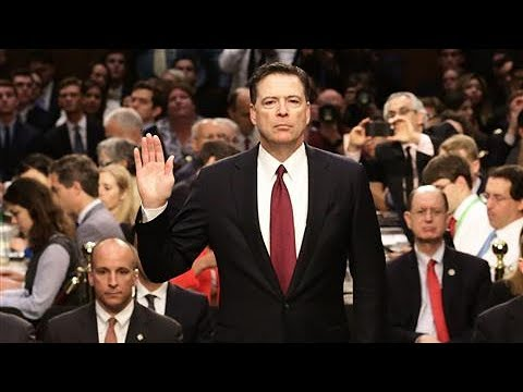 Comey Hearing in Two Minutes