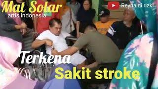 Video Mat solar menderita penyakit stroke di tangani komandan koramil 2101 /sukaraja kab bogor MP3, 3GP, MP4, WEBM, AVI, FLV November 2018