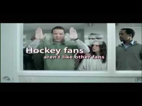 Funny NHL Verizon Ad