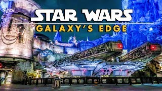 Video Top 10 Rides & Attractions in Star Wars Galaxy's Edge Disneyland MP3, 3GP, MP4, WEBM, AVI, FLV Juni 2019