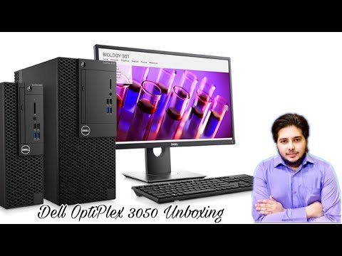 Dell OptiPlex 3050 i5 Unboxing And First Look |