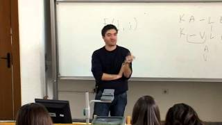 Introduction To Bioinformatics - Week 3 - Lecture 3