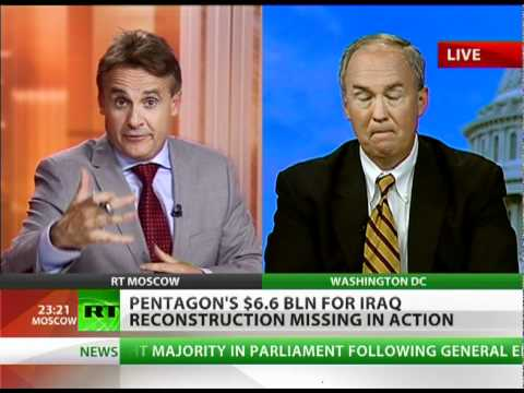 Missing in Action: Pentagon faces $6.6 billion black hole in Iraq books