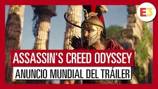 Assassin's Creed Odyssey: E3 2018 Tráiler de Anuncio Mundial del Tráiler  Gameplay
