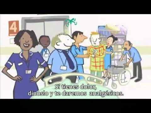 P.I.N.K - Video sobre la seguridad del paciente para público