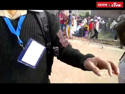 Attack on CM Nitish Kumar