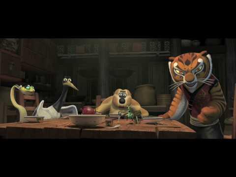 Trailer de Kung Fu Panda en español