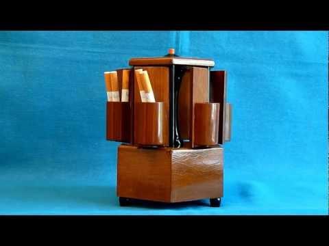 Zigarettenspender Automat Mathias Griesbaum - 50iger Jahre