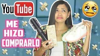 ¿Se puede creer en Youtubers? ¡Me hicieron Comprarlo! | Yarissa