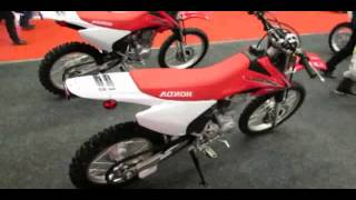 3. 2014 Honda CRF 150F Walkaround