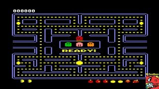 Pac-Man [Plum start] (Commodore 64 Emulated) by ILLSeaBass