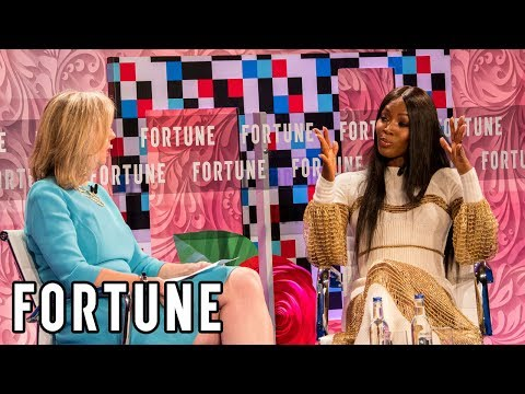 Naomi Campbell Interviewed by Nancy Gibbs I Fortune