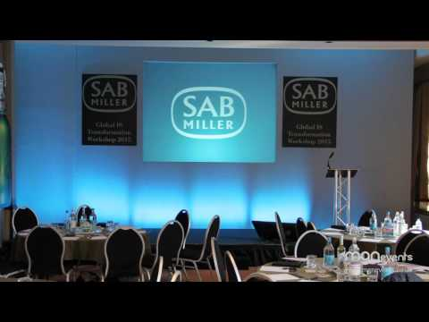 SAB Miller International Workshop Conference at  Careys Manor Hotel by MGN events