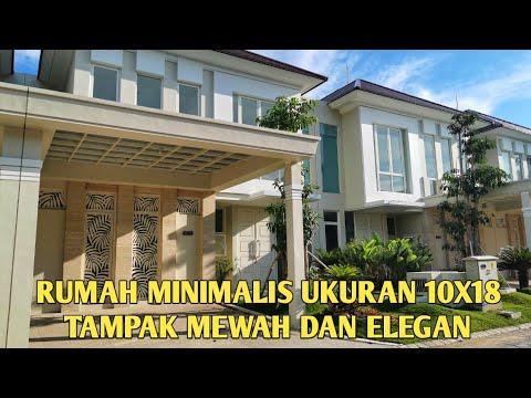 Inspiras Rumah Mewah Minimalis Ideal Fasilitas Bintang Lima - Open House Home Tour