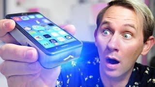 Video 4 Million Volt iPhone Stunner! | 10 Pointless Tech Gadgets! MP3, 3GP, MP4, WEBM, AVI, FLV Juli 2018