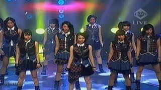 Video JKT48 - R.I.V.E.R + Overture @ IMB TRANSTV [13.05.26] MP3, 3GP, MP4, WEBM, AVI, FLV Oktober 2018
