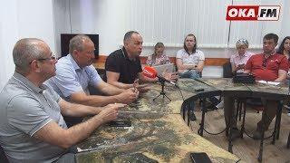 Александр Шестун принял участие в пресс-конференция в Sota Vision