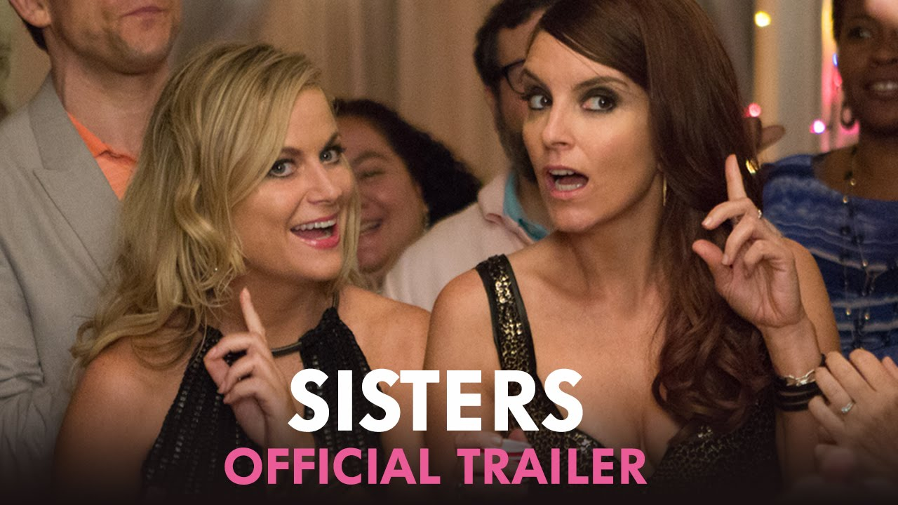 Tina Fey and Amy Poehler Are at it Again in SISTERS