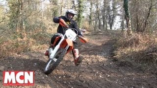 8. Michael Guy's KTM 300EXC   Long Termers   Motorcyclenews.com