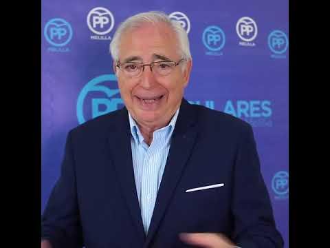 """""""Desde el PP de Melilla, seguimos bajando los impuestos"""""""