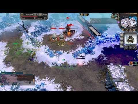 Battleforge PVP Replay #35 - OnSet vs Coolder