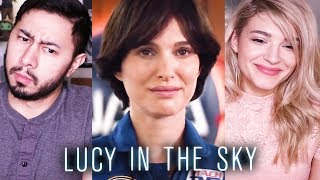LUCY IN THE SKY | Natalie Portman | Teaser Trailer Reaction!