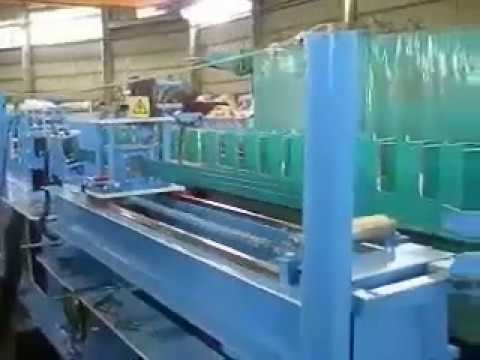 Drip Edge Rollformer
