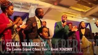 Abdifatah Yare Heesti NIMCOOY LIVE Performance @ Safari Hall Minneapolis 2013 (VIDEO)